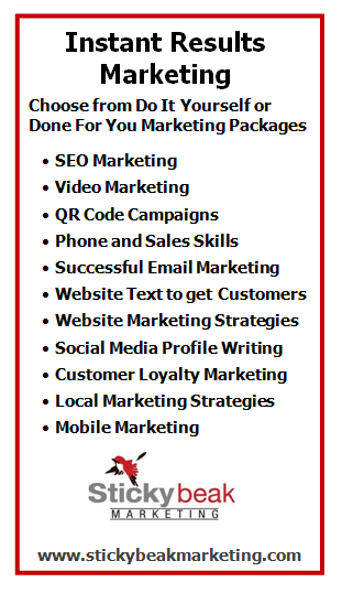 Stickybeak Marketing Services