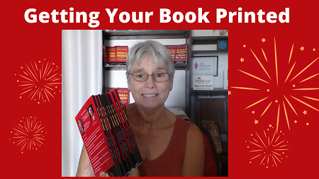 Getting Your book Printed