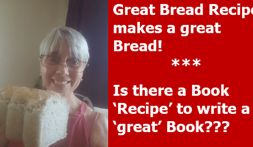 Recipe for Book Writing