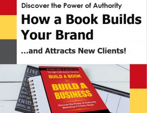 How a Book Builds your Brand