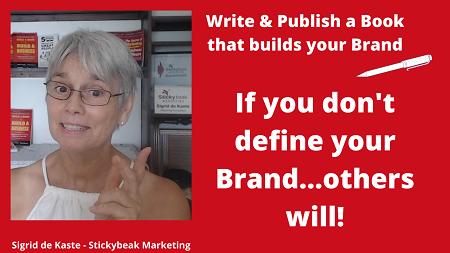 Define your Brand
