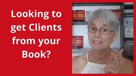Hoping for clients from your Book what you need
