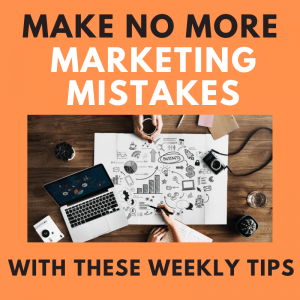 No more Marketing Mistakes