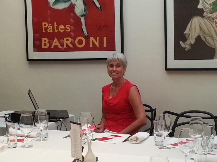 Sigrid de Kaste in Perth