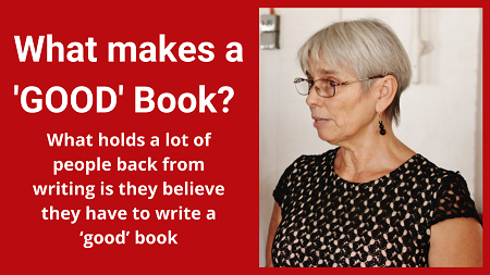 What makes a good Book?