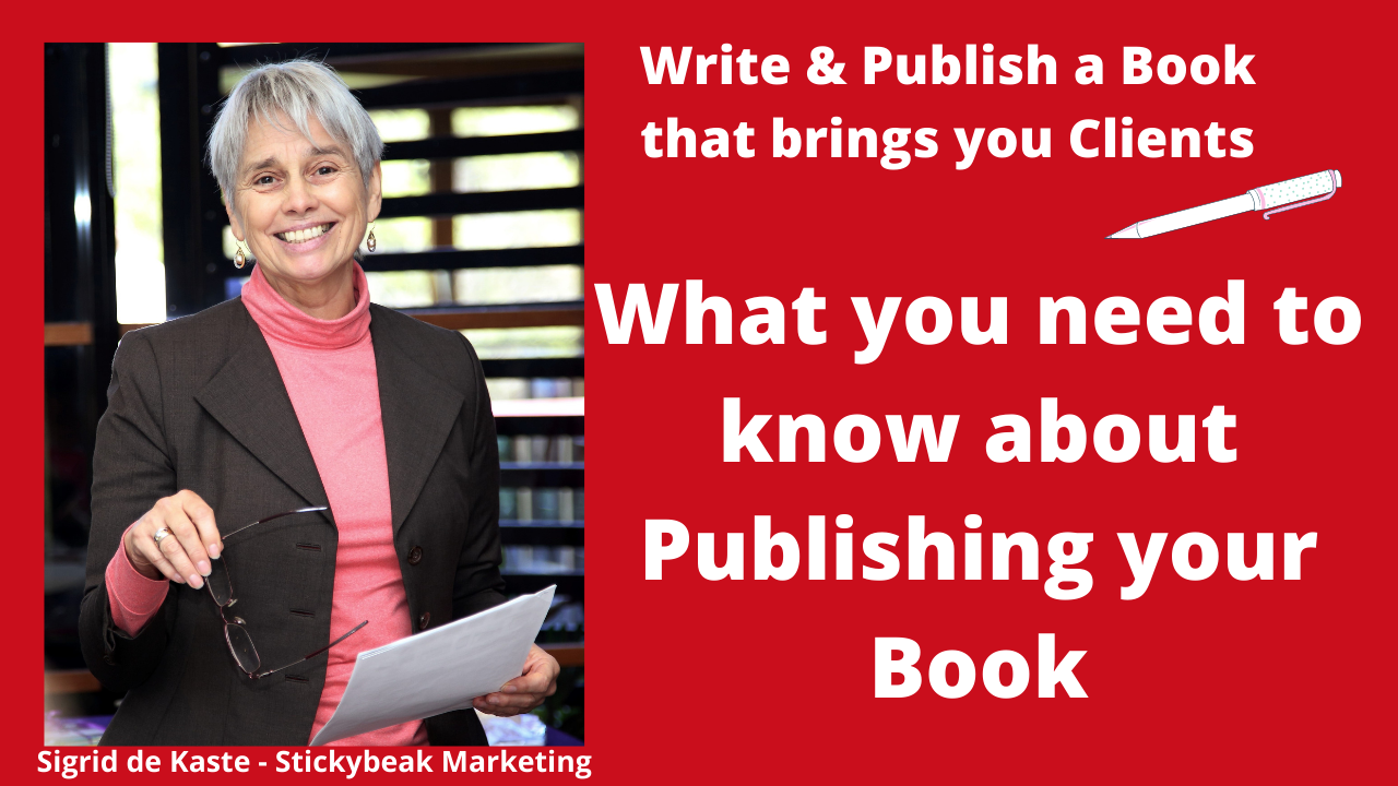 What you need to know about Publishing