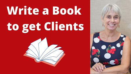 Write a Book to get Clients
