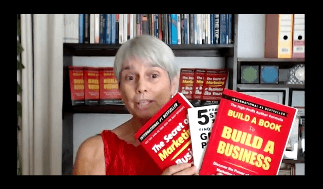 Write & Publish a Marketing Optimized Book with me